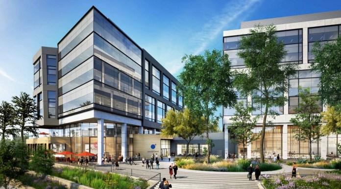 Kilroy Realty Corporation, San Francisco, Cytokinetics, DGA Architects, Kilroy Oyster Point, Teichert Construction, Hathaway Dinwiddie Construction, Kidder Matthews