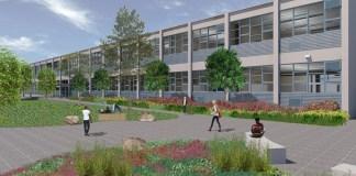 Alameda Unified School District, Quattrocchi Kwok Architects, Lathrop Construction, Alameda, San Francisco, Bay Area, Northern California