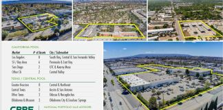CBRE Capital Markets, AT&T, Los Angeles, San Francisco, San Diego, CBRE Group, Houston, Austin, San Antonio