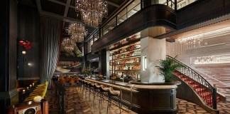 San Francisco, Virgin Hotels, Virgin Group, Yerba Buena Gardens, Everdene, South of Market Street, Commons Club, Funny Library