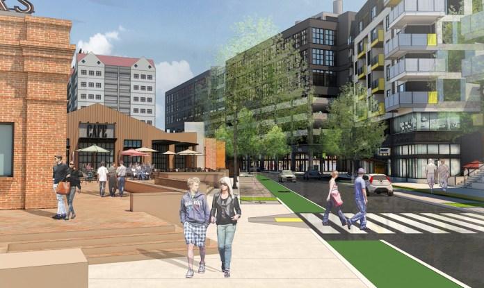 Emeryville, City Center Realty Partners, Public Market, Wareham Development, Bay Area, Caltrain, Emeryville's Marketplace