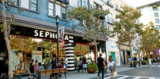 Santana Row, San Jose, Bay Area, Splunk, Silicon Valley, Vince, Brandy Melville, TravisMathew, Sauced BBQ & Spirits, Cosecha, Northern California, Federal Realty Investment Trus