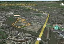 Cushman & Wakefield, North Bay, Silicon Valley, Bay West Development, Petaluma, Scannell Properties, Sonoma, Marin, SMART