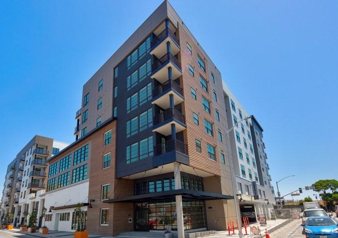 Sares Regis Group of Northern California, San Francisco, Caltrain, TCA Architects, AFL-CIO Building Investment Trust, Regis Homes Bay Area, Regis Contractors Bay Area