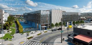 NorthMarq, San Francisco. SKS Partners, Pfau Long Architecture, SOMA, Potrero Hill, Showplace Square, One De Haro