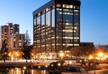 Harvest Properties One80 Grand Oakland AXA IM - Real Assets KKR LEED San Francisco Bay Area commercial real estate East Bay