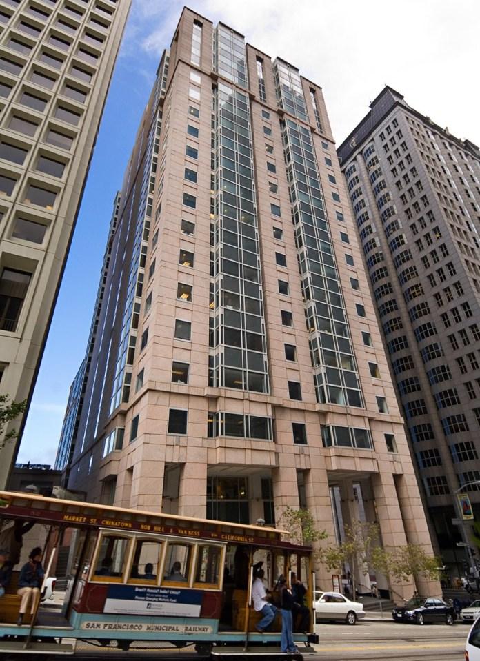 600 California ARK WeWork We Company San Francisco Bentall Kennedy ARK Rhone Group Ivanhoe Cambridge Caisse de dépôt et placement du Québec