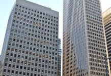 Blackstone Real Estate Partners, San Francisco, Eastdil Secured, BART, Muni, Uber, Market Center, Standard Oil Buildings, Chevron Towers, Wikipedia, Chevron Corporation