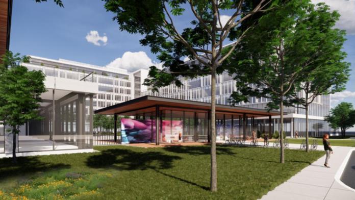 Coleman Highline San Jose Verizon VTA Santa Clara Caltrain Gensler CBRE Silicon Valley commercial real estate lease office