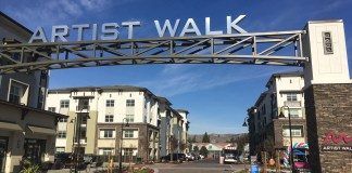 Fremont Danville Blake Griggs JD Capital Artists Walk ACE Clarion Partners Cushman & Wakefield Silicon Valley Bart Bay Area apartment