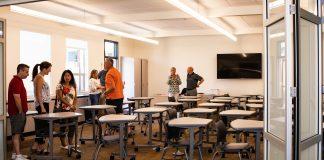 Cardinal Newman High School, Santa Rosa, Quattrocchi Kwok Architects, Wright Contracting
