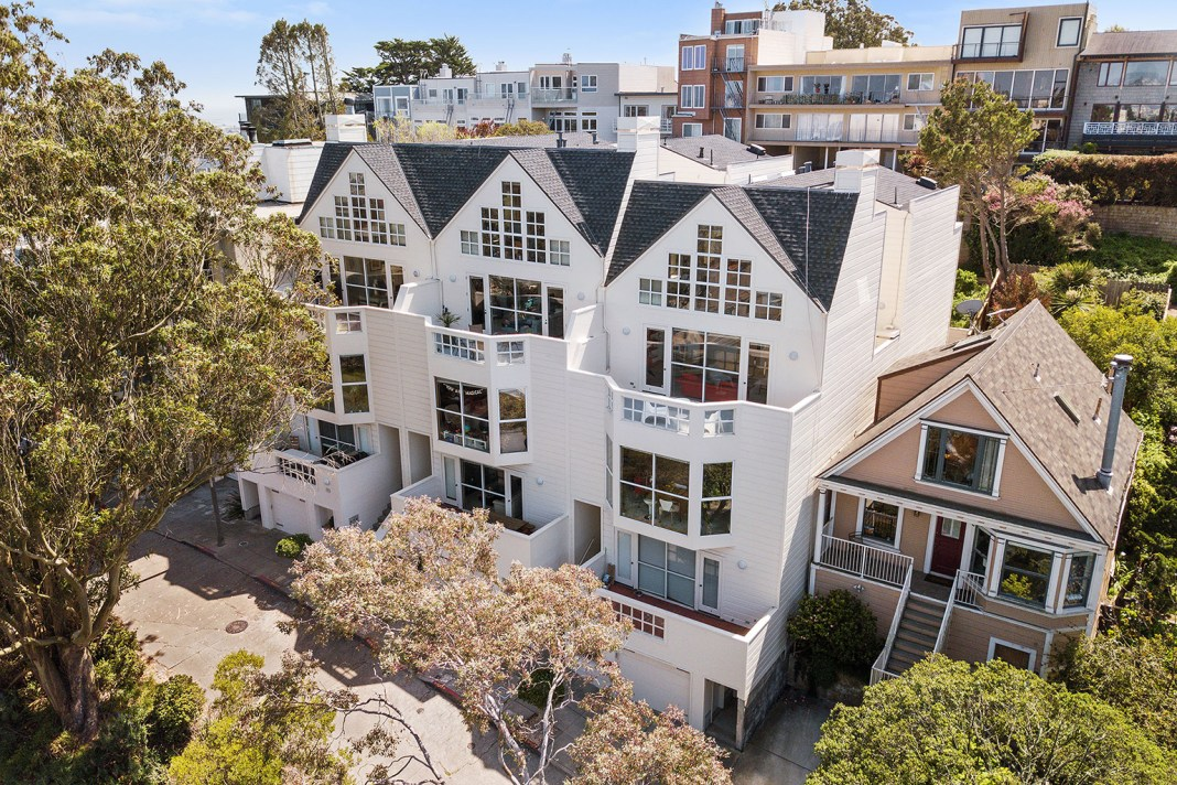 Trinity Properties San Francisco Angelo Sangiacomo Compass Commercial Trinity Place Veritas Investments Steve Pugh Pacific Heights