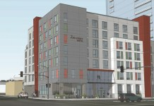 605 South Second Street, Krishna Hotel San Jose, McEnery Convention Center, San Jose, Acquity Realty, KT Urban
