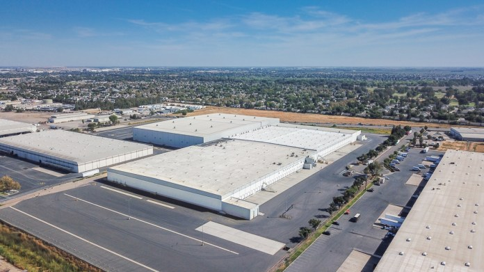 Dermody Properties, Stockton, Stockton Commerce Center, Newmark Knight Frank