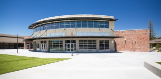 Lynbrook High School, Blach Construction, Quattrocchi Kwok Architects, Fremont Union High School District
