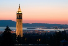 Bay Area Berkeley University of California VCRE Bob Lalanne Vice Chancellor of Real Estate
