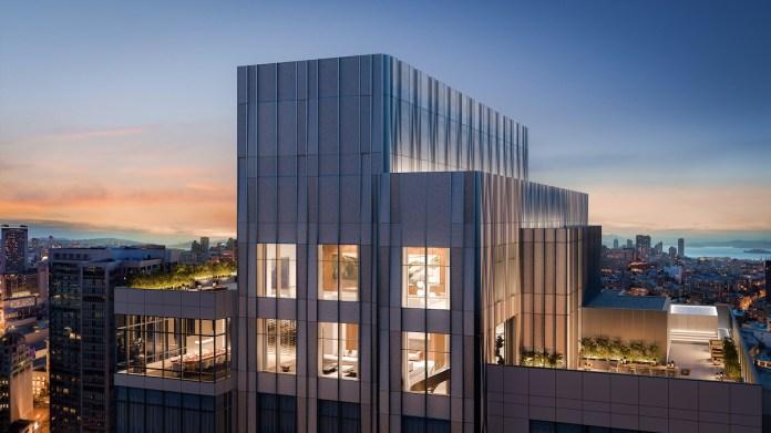 Four Seasons Private Residences, San Francisco, Aronson Building, Yerba Buena, Webcor, Westbrook Partners 706 Mission Street