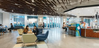 PayPal eBay San Jose Building 15 HGA Architects SWA AP+I Design Silicon Valley