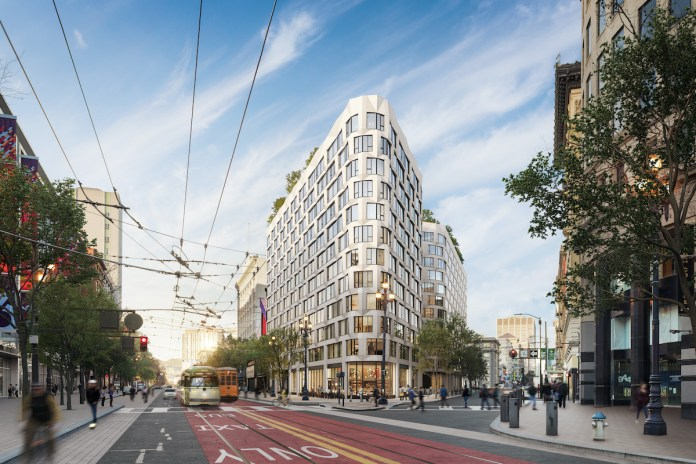 San Francisco, Serif, The Line Hotel, L37, Bjarke Ingels Group, Handel Architects, IwamotoScott Architecture, Surfacedesign, Sydell Group