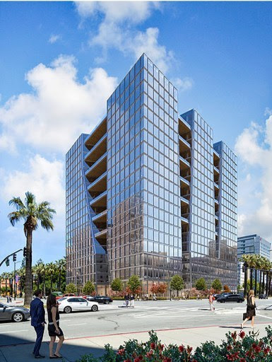 Level 10 Construction, San Jose, Sunnyvale, SpeedCore, Gensler, Magnusson Klemencic Associates