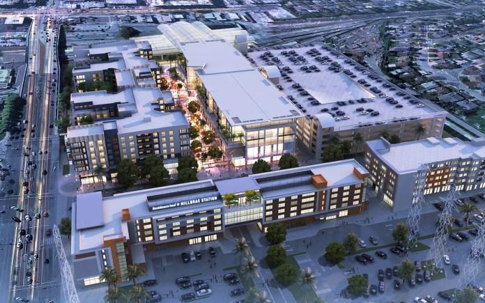 Millbrae, JLL, Republic Urban Properties, BART, Caltrain, HFF, Principal Real Estate Investors Gateway at Millbrae Station