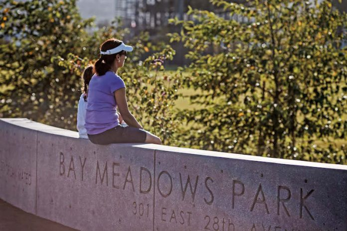 Bay Meadows, San Mateo, Bamboo Asia, Silicon Valley, San Francisco, Stockbridge Capital, Wilson Meany