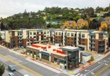 Belmont, Sares Regis, Caltrain, Bay Area, Tricon Capital, BKF Engineers, San Mateo The Ashton