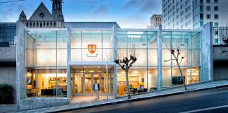 San Mateo, Truebeck Construction, San Francisco, Cathedral School for Boys