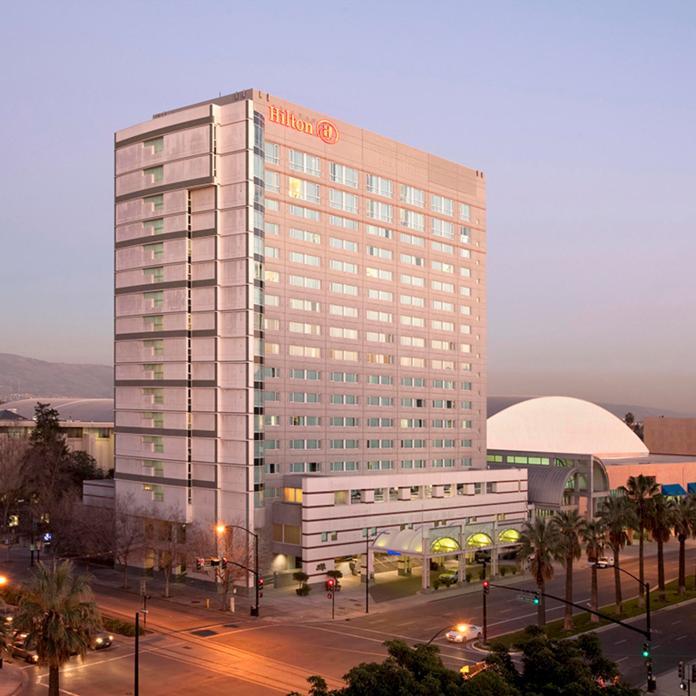 Hilton San Jose, JLL, Han's Holdings, McEnery Convention Center