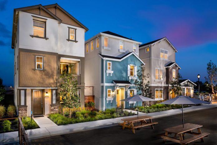 Trumark Companies, San Ramon, Daiwa House USA, Lincoln Property Group, Stanley Martin