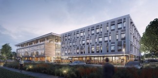 Exelixis, Harbor Bay Business Park, Alameda, San Francisco, Bay Area, srmERNST Development Partners, Hillwood Properties, South San Francisco