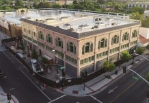 Gordon Building, Zapolski Real Estate, Napa, National Register of Historic Places