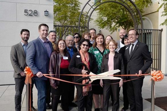 San Leandro, BRIDGE Housing, La Vereda, Episcopal Senior Communities, BART