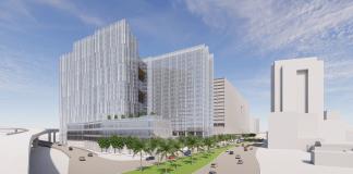 KT Urban, San Jose, Woz Way, Cupertino, C2K Architecture, BART
