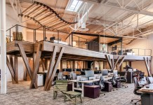 One Workplace, Santa Clara, Vantis, DIRTT