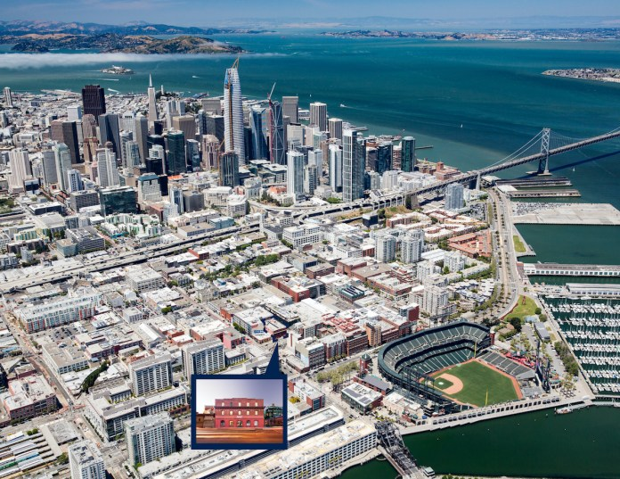 San Francisco, Newmark Knight Frank, DivcoWest, JP Morgan Asset Management, SoMa 180 Townsend