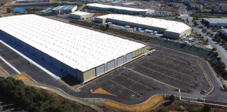 Amazon, CenterPoint, Richmond, LDK Ventures, Northern California, Cushman & Wakefield Bay Area Logistics Center