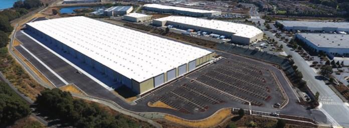 Amazon, CenterPoint, Richmond, LDK Ventures, Northern California, Cushman & Wakefield Bay Area Logistics Center