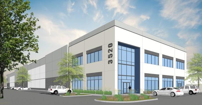 Dermody Properties, Sacramento, LogistiCenter at Southport, CBRE
