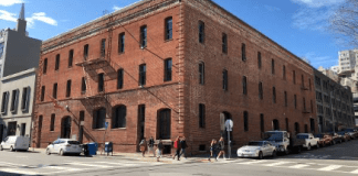 Gantry, San Francisco