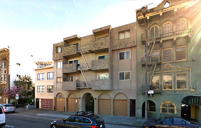 San Francisco, Colliers International, Russian Hill, Lone Mountain, Cow Hollow, Noe Valley