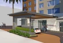 Republic Urban Properties, Huntington Hospitality Group, Western Alliance Bank, San Jose, Millbrae, Gateway at Millbrae Station, Marriott Residence Inn