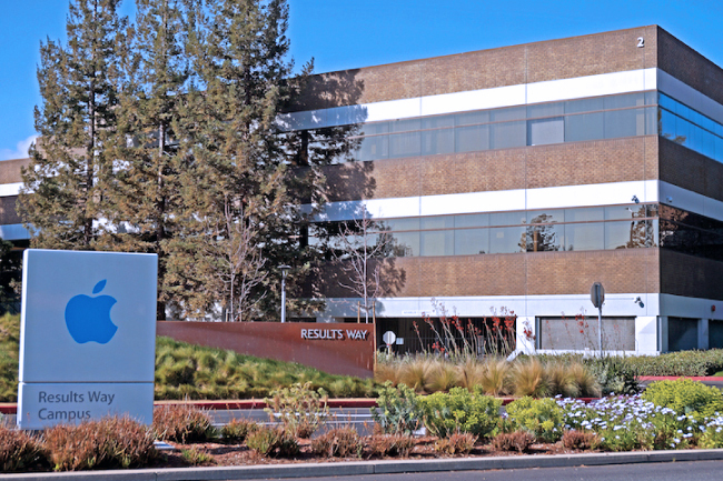 Swift Results Way Apple DWS Eastil Secured San Jose Cupertino Silicon Valley Christopher Chris Peatross San Francisco
