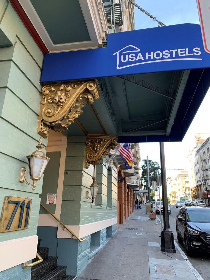 San Francisco, Marcus & Millichap, Oakland, USA Hostels, Bay Area, 711 Post, Union Square