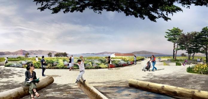 Presidio, Presidio Trust, San Francisco, Tunnel Tops, National Park Service, Golden Gate National Parks Conservancy