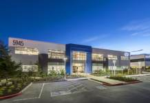 Nuveen Real Estate San Jose DRA Advisors Eastdil Secured Silicon Valley CBRE 5941 5945 Optical Court