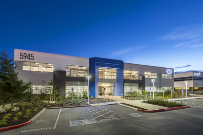Nuveen Real Estate San Jose DRA Advisors Eastdil Secured Silicon Valley CBRE 5941 5945 Optical Court