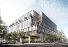 CityLine Sunnyvale J.P. Morgan Asset Management, Gibson, Dunn & Crutcher, KTGY, Gensler, Studio T-Square, Heller Manus, Bionic Landscape, The Guzzardo Partnership, BKF Engineers Langan