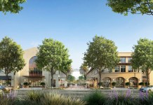 Menlo Park, Springline, Presidio Bay Ventures, Caltrain, WELL, LEED