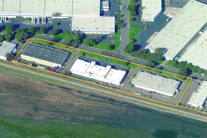 Colliers, Berkeley Partners, Hayward, Roxborough Group, 3340 Arden Rd.
